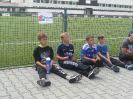 Léto s Lokomotivou 2018 - judo, malá tělocvična v Sokolovně, slavnostní vyhlášení