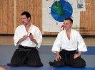 Seminář aikido k 15. výročí žateckého dojo
