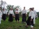Aikido víkend na hradě Litice - 13.-15.8.2010