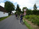 Cyklovýlet aikidoků - Sv. Kateřina 2011