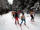 Zimní soustředění cyklistů 2015