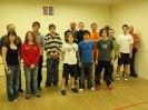 Turnaj juniorů v ricochetu v Praze, 20.11. 2010